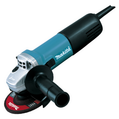 Makita 9557HNRG - úhlová bruska 115mm, 840W