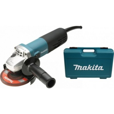 Makita 9558HNRGK - úhlová bruska 125mm, 840W