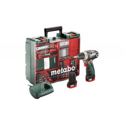 Metabo PowerMaxx BS Basic 10,8V/2,0Ah mobilní dílna
