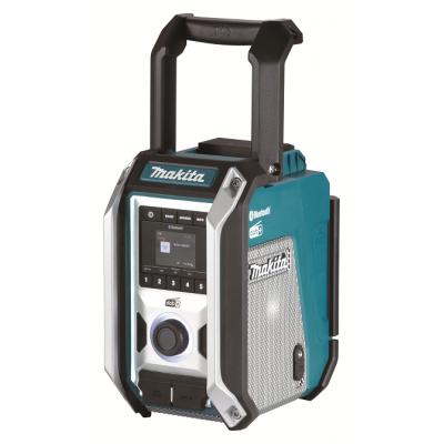 Makita DMR115 - aku rádio DAB, Bluetooth, USB Li-ion CXT...