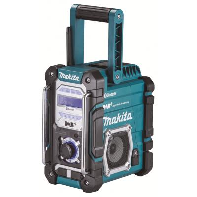 Makita DMR112 - aku rádio DAB s Bluetooth, Li-ion 7,2V-18V Z