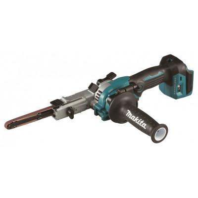 Makita DBS180Z - aku pásový pilník 533x9mm, Li-ion LXT...