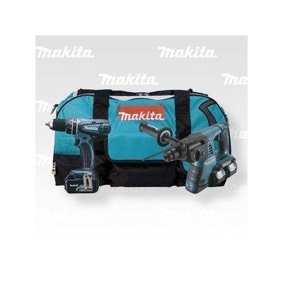 Makita DLX2069M - aku sada DHP456 + DHR263 18V/4,0Ah