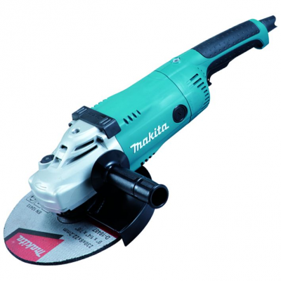 Makita GA9020RFK - úhlová bruska 230mm, 2200W