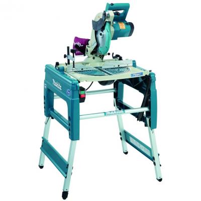 Makita LF1000 - stolní a pokosová pila 260mm, 1650W