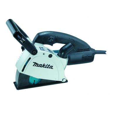 Makita SG1251J - drážkovací fréza 125mm, 1400W