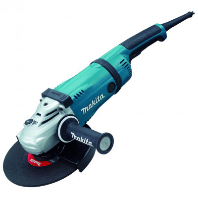 Makita GA9030RF01 - úhlová bruska 230mm, 2400W