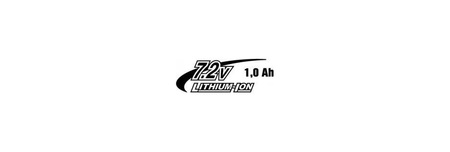 Aku šroubováky Li-ion 3,6 V a 7,2 V