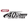Akumulátorový program XGT 40 V