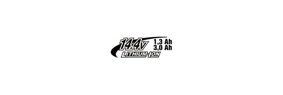 Aku šroubováky Li-ion 14,4V