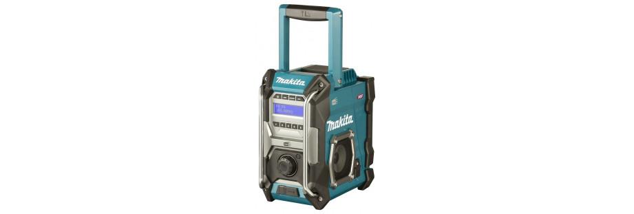 Aku radio Li-ion XGT 40V